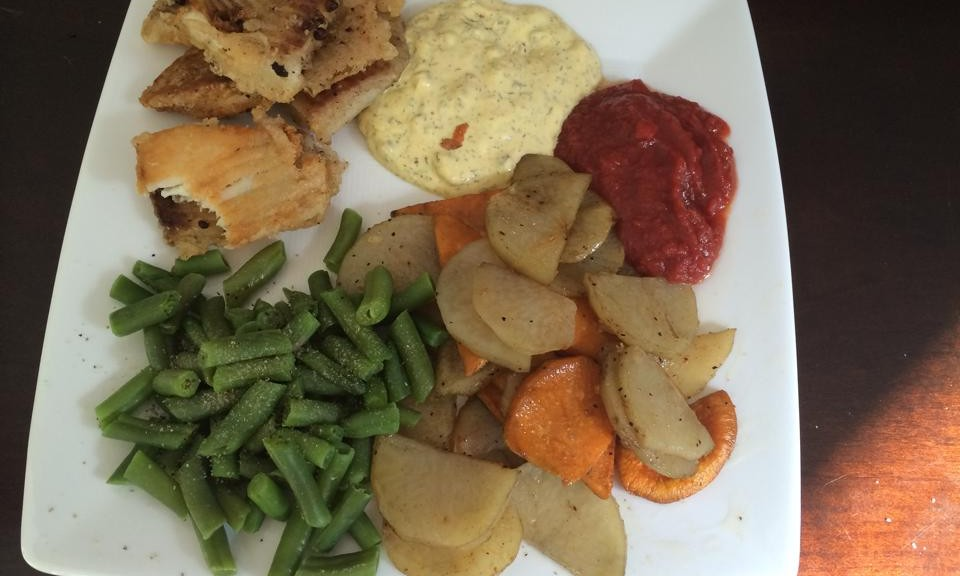 Everyday Paleo Fish & Chips