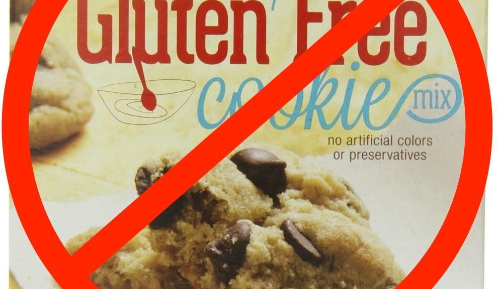 BC gluten free cookie